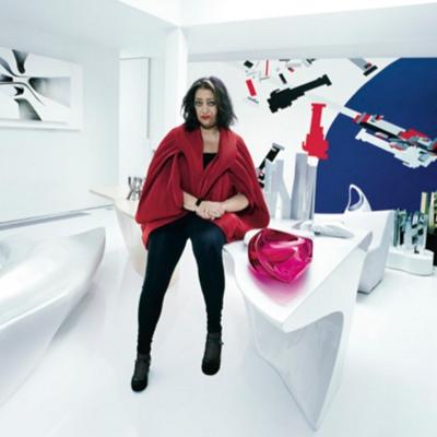 310316 – Zaha Hadid – London