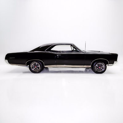 230119 – The iconic 1967 Pontiac 'Goat'