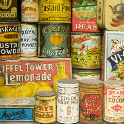 020416 – Progeny – Museum Of Brands, London