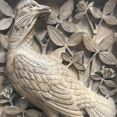 281017 – Terracotta – The Natural History Museum, London SW7