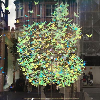 110515 - Apple Store window - London