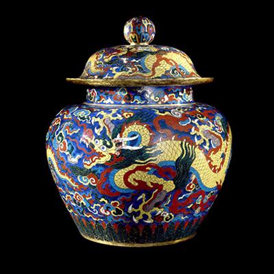 061214 – Ming – British Museum, London
