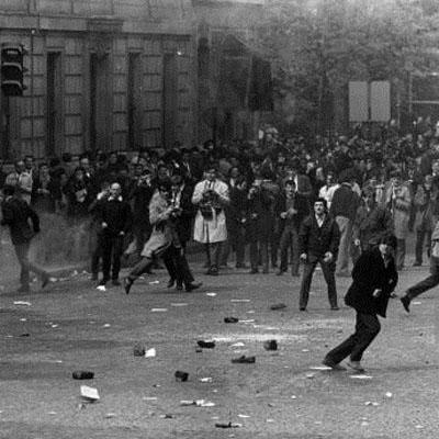 110916 – Revolution – V&A, London SW7