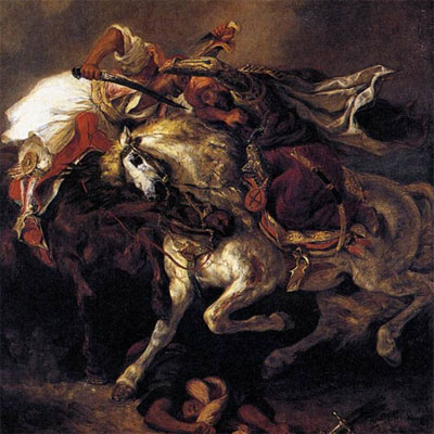 200216 – Delacroix – National Gallery, London