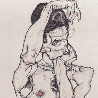 040115 – Schiele – Courtauld Gallery, London