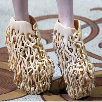 240616 – 3D Printed Shoes – London