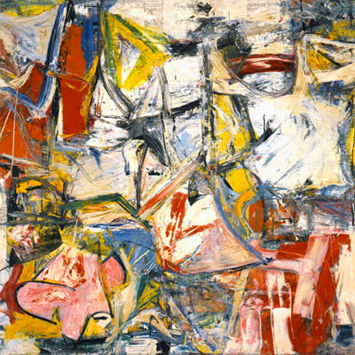 ​231216 – Abstract Expressionism – Royal Academy, London W1J