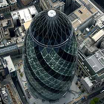 030814 – Norman Foster – Swiss Re, London