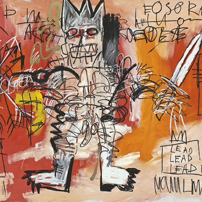 ​230917 - Basquiat – London Barbican EC2