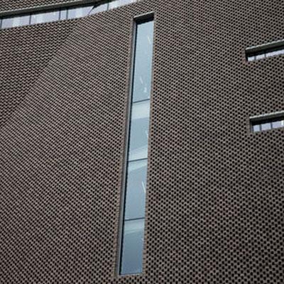 150616 – Switch House – Tate Modern, London SE1