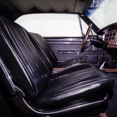 230119 – The iconic 1967 Pontiac 'Goat'