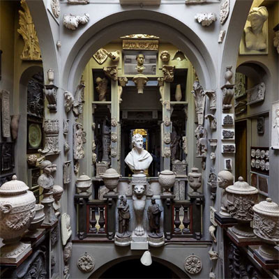 300715 – Sir John Soane's Museum - London