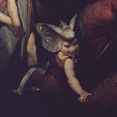 120715 – Fuseli - Tate Britain, London.