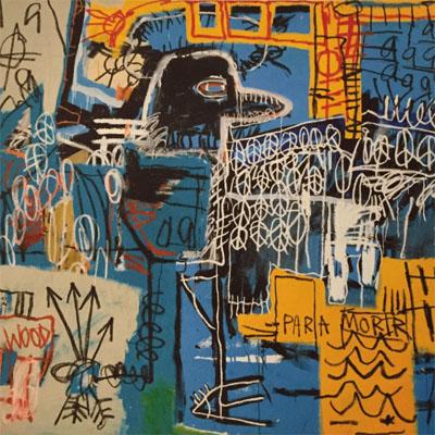 230917 - Basquiat – London Barbican EC2
