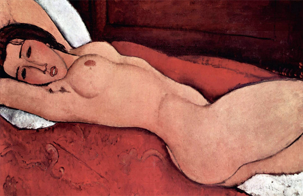​021217 – Modigliani – Tate Modern, SE1 London