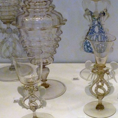 020814 – Glass - V&A London