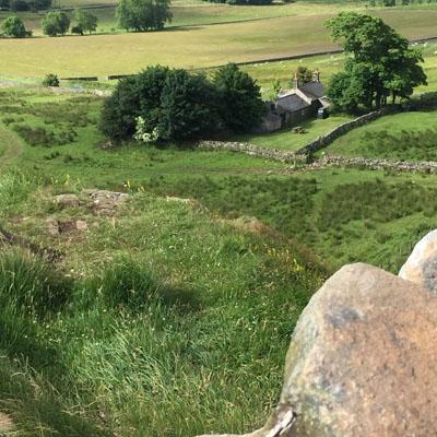 160716 – The Velites on The Wall -  Northumbria, NE47