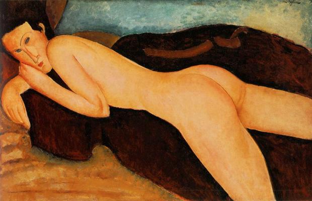 021217 – Modigliani – Tate Modern, SE1 London