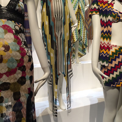 280516 – Missoni – Museum Of Fashion And Textiles, London SE1