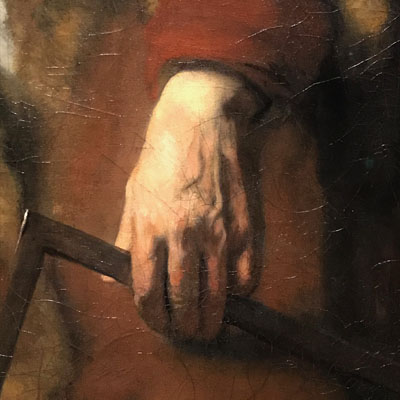 220220 – Nicolaes Maes – London, National Gallery