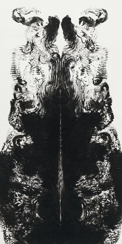 250216 – Inkblots – Hauser & Wirth Gallery, London