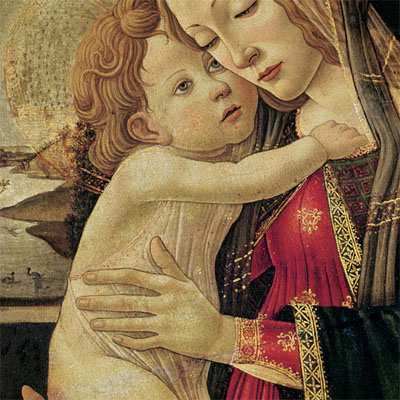 120316  - Botticelli Babies – V&A, London
