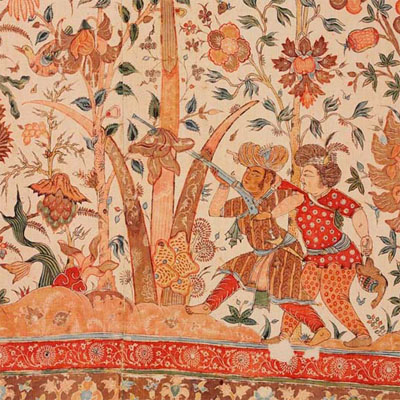 171015 – The Fabric Of India – V&A, London