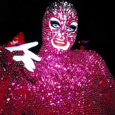 260515 – Leigh Bowery – A curious invitation, Café Royal, London.