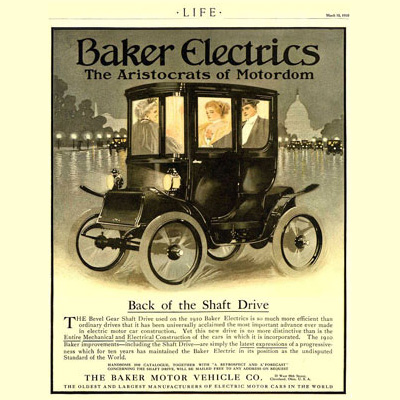 130120 – The Electric Carriage - London