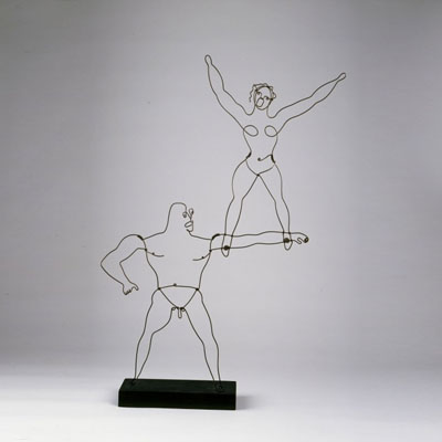 211115 – Calder – Tate Modern, London